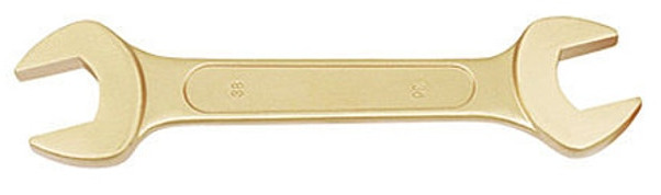 Double Open End Wrench 7 x 9 mm- non-sparking / low-sparking