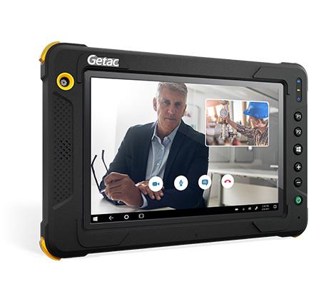 Tablet PC Getac EX80, Win. 10 Pro, ATEX Zone 0, WWAN