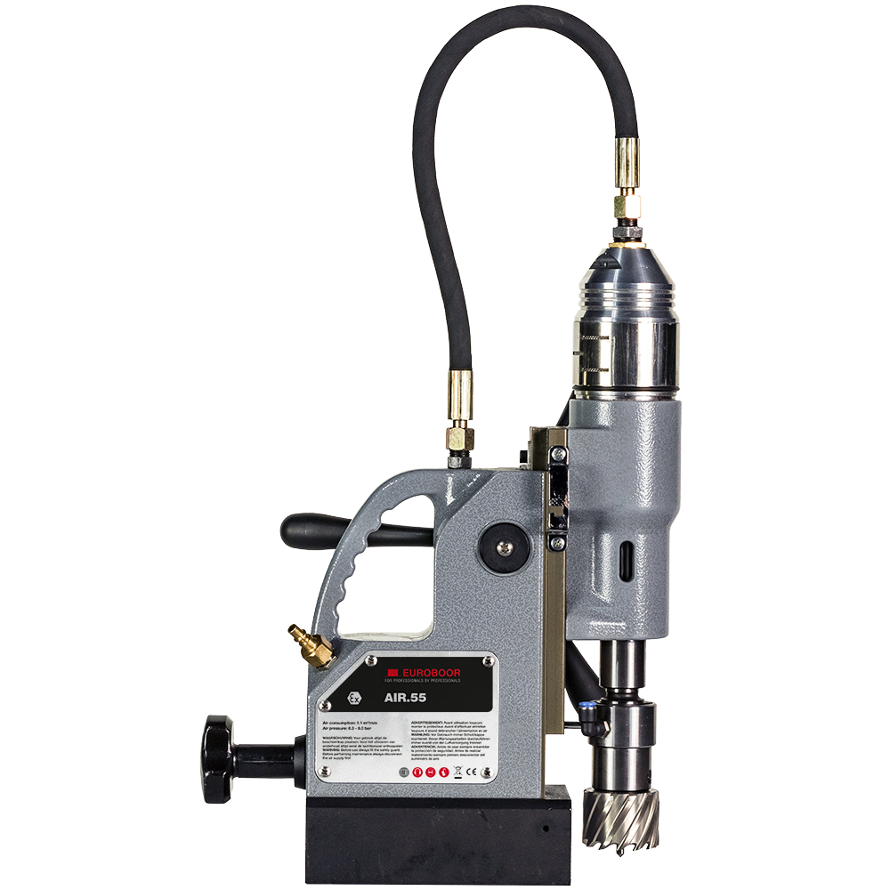 Magnetic drilling machine AIR.55