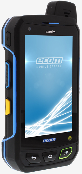 Explosion-proof smartphone Smart Ex® 01 for ATEX Zone 1/21