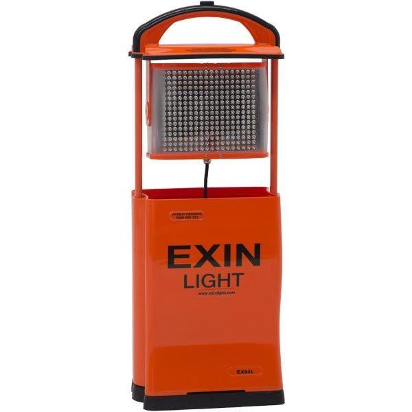 EXIN Light - LED mobile working lightning system