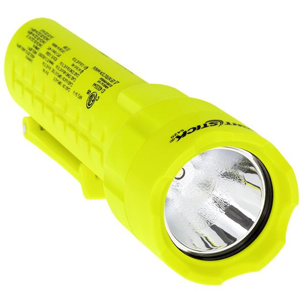 XPP-5420G Green Safety Rated LED Flashlight ,  140 Lumen