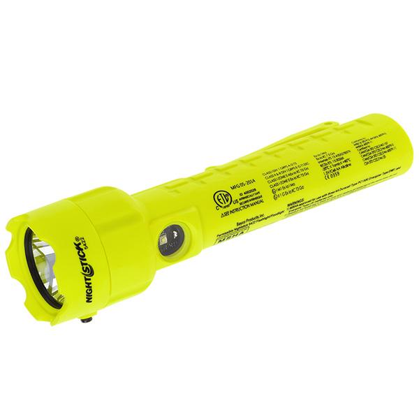 XPP-5422G Green Safety Rated LED Flashlight   140 Lumen