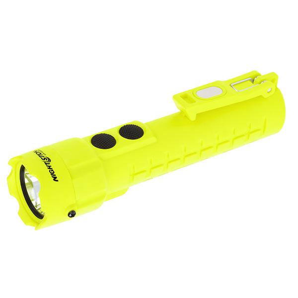 XPP-5422GM Green Safety Rated LED Flashlight | 140 Lumen