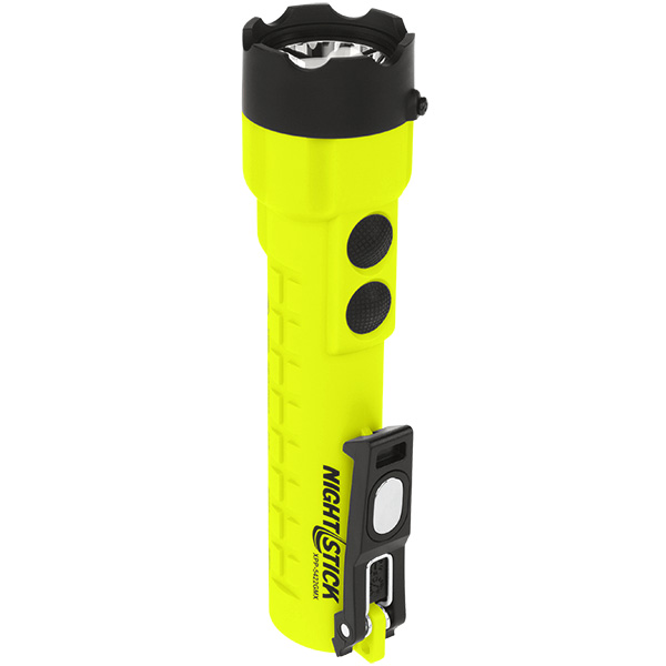 XPP-5422GMX Green Safety Rated LED Flashlight | 210 Lumen | Dual light | Magnet
