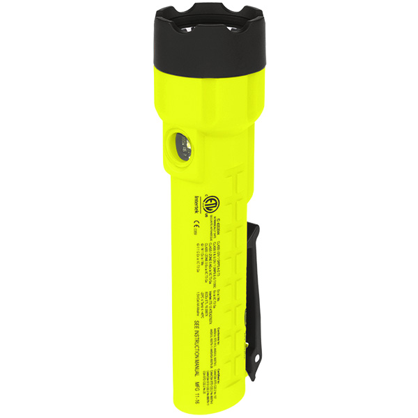 XPP-5422GX Green Safety Rated LED Flashlight | 210 Lumen | Dual light