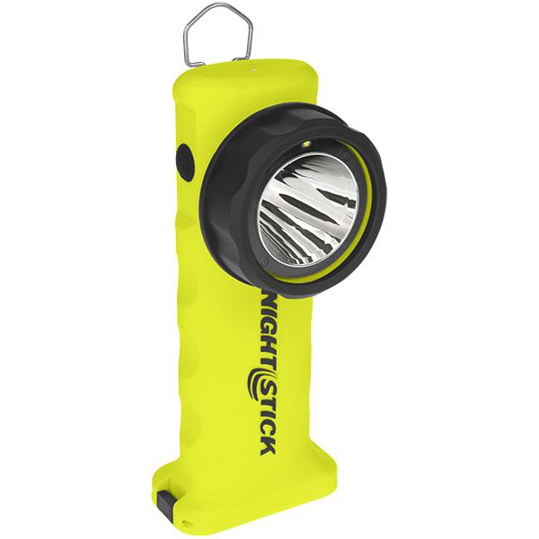 XPP-5570GA Intrinsically Safe Dual-Light™ Angle Light | 200 Lumen | Yellow | 6 AA