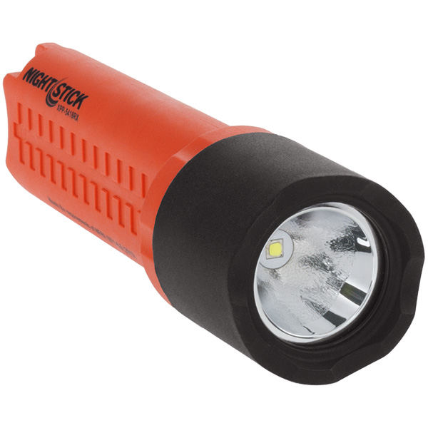 XPP-5418RX-K01 Intrinsically Safe Flashlight (3 AA) with Multi-Angle Mount ,  red ,  200 lm