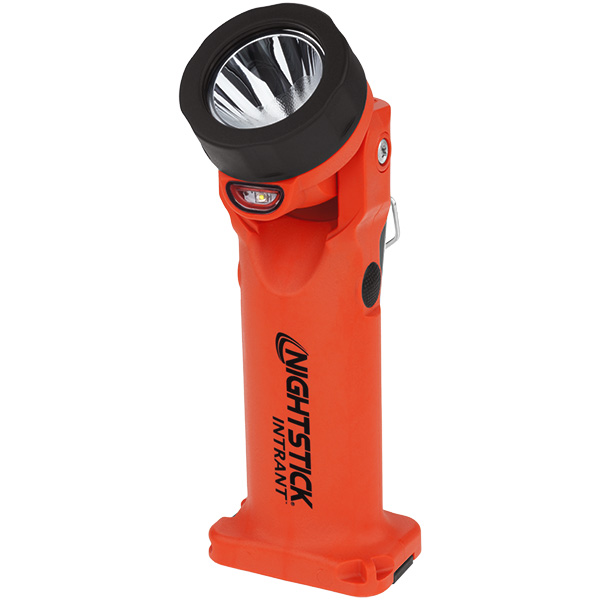 XPR-5568RX Intrinsically Safe Dual-Light™ Angle Light INTRANT | 200 Lumen | red| Rechargeable (red)