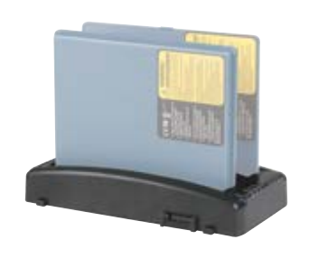 2-slot battery charger suitable for Agile and Agile X