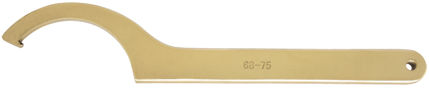 Hook Wrench 52-55 mm- non-sparking / low-sparking