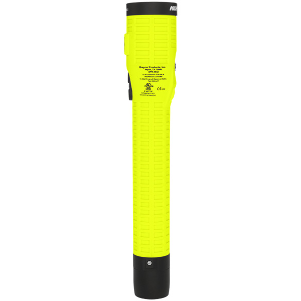 XPR-5542GMX Green Safety Rated LED Flashlight | 400 Lumen | Dual Light | Rechargeable