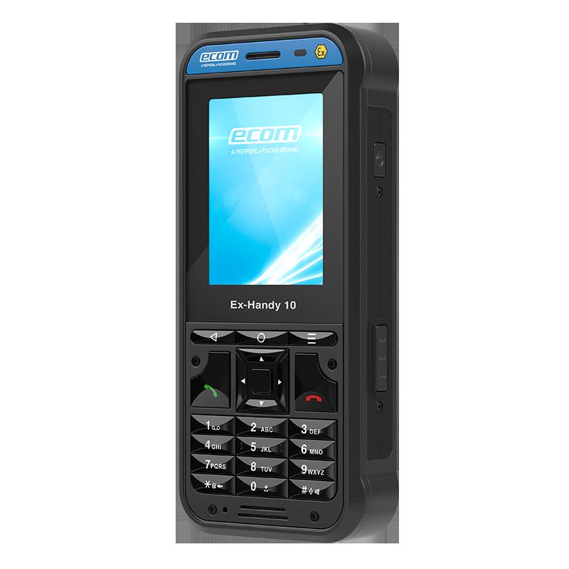 Ex-Handy 10 DZ1 EU
