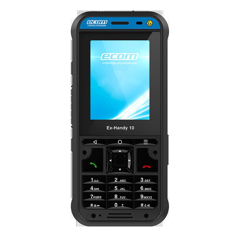 Ex-Handy 10 DZ1 EU ohne Kamera