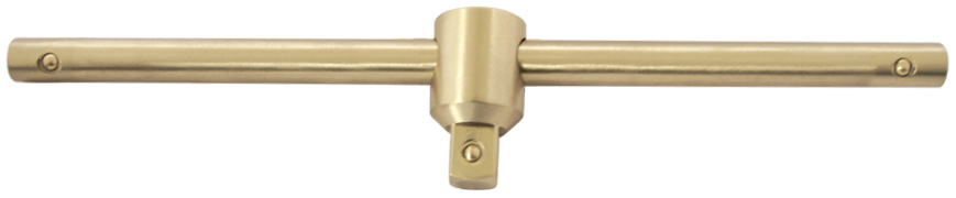 1 Sliding T Handle- non-sparking / low-sparking
