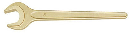 Open-end wrench 75 mm- non-sparking / low-sparking