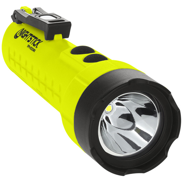 XPR-5522GMX Safety Rated LED Flashlight | 240 Lumen | Dual Light | Rechargeable