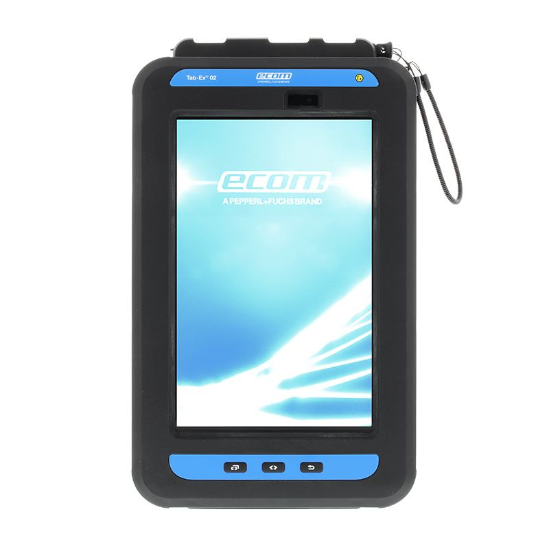 Tab-Ex® 02 4G/LTE,with Camera,256GB SD