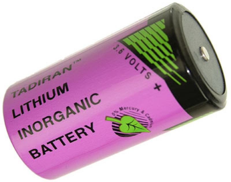 Tadiran Lithium Cell Size D
