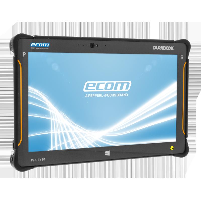 Pad-Ex 01 P8 DZ2 8 GB RAM, 256 GB SSD,  1D / 2D Barcode Imager