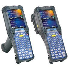 Mobile Computer MC 92NOex-IS, 28 keys numeric, SR 1D