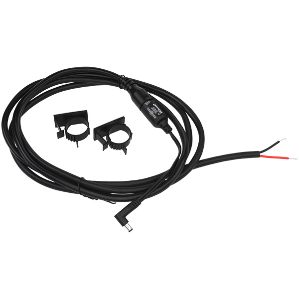 Nightstick Direct Wire Kit - 12V Right-angled plug