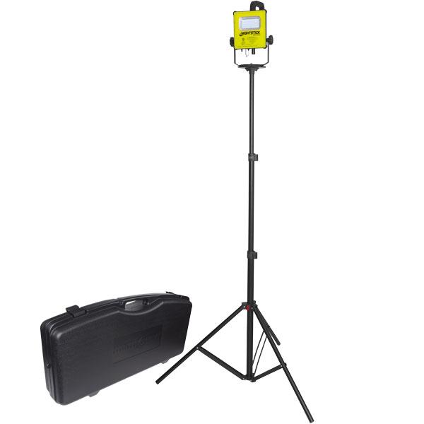XPR-5592GCX Intrinsically Safe Rechargeable LED Scene Light Kit