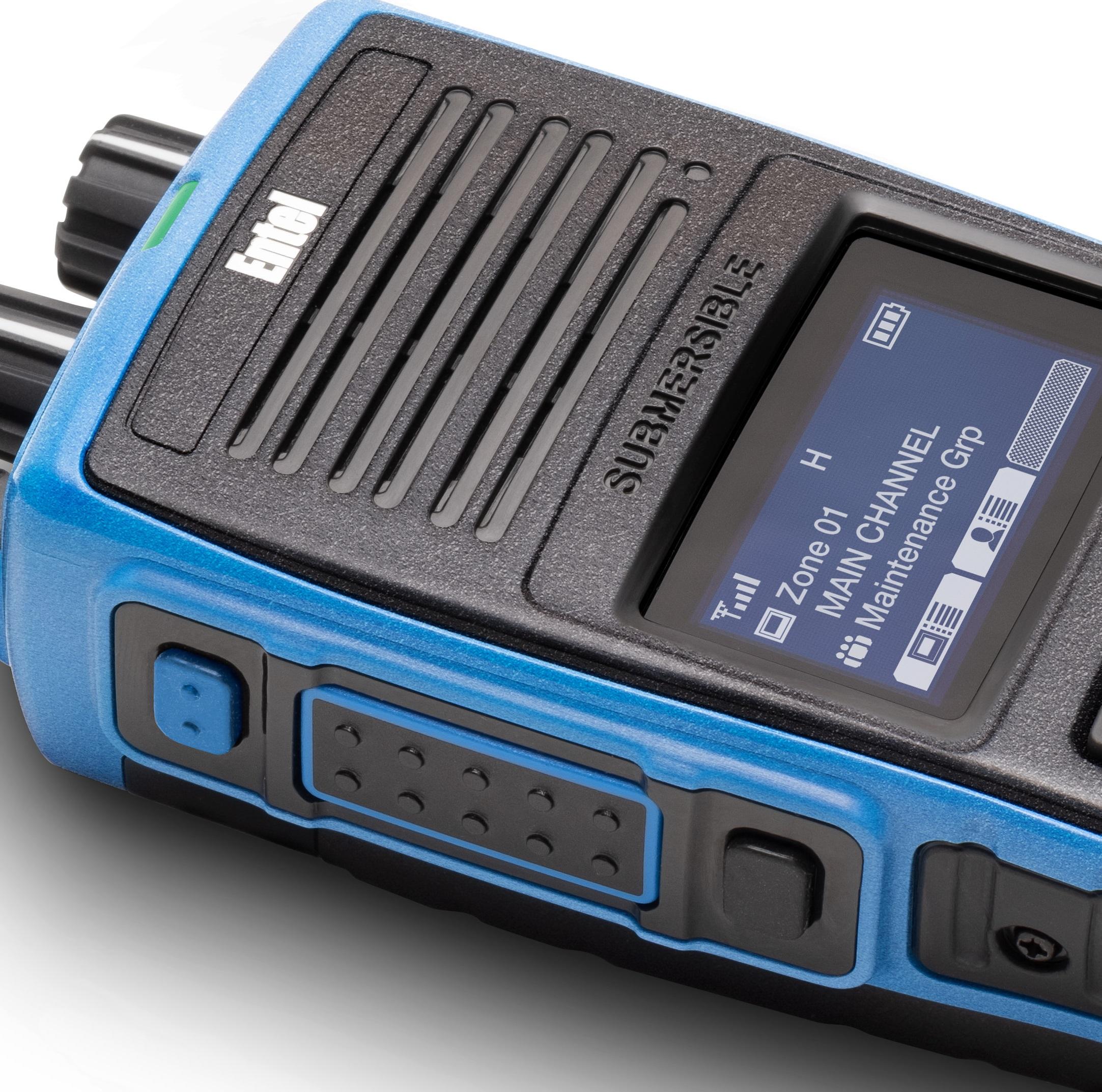 Entel DT925 VHF DMR / Analog m. Display