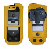 IS330.x Leather case yellow
