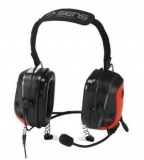 SM1P-EX double Ear protection headset with behind the neck