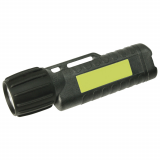 UK 3AA eLED® CPO TS, ATEX, schwarz with nachleutendem Streifen