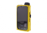 Leather case LC S01 yellow