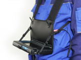 CH T01 X1 chest strap carrying system