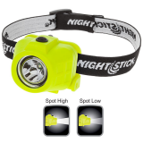 XPP-5450G Green Dual Function LED Headlamp ,  60/40 Lumen