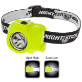 XPP-5452G Green Dual Function LED Headlamp | 115/65 Lumen