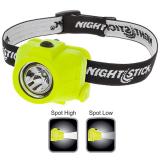 XPP-5452G Green Dual Function LED Headlamp ,  115/65 Lumen