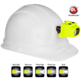 XPP-5454GC Intrinsically Safe Multi-Function Dual-Light™ Headlamp ClipOn | 160 lm