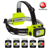 XPP-5456G Intrinsically Safe Permissible Multi-Function Dual-Light™ Headlamp ,  175 Lumen