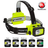 XPP-5458G Intrinsically Safe Permissible Multi-Function Dual-Light™ Headlamp | 175 Lumen