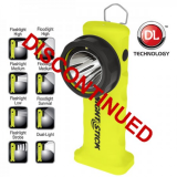 XPP-5570GA Intrinsically Safe Dual-Light™ Angle Light | 200 Lumen | Yellow | 6 AA