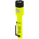 XPP-5414GX Green Safety Rated LED Flashlight ,  120 Lumen ,  Dual light
