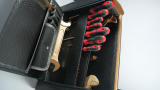 Tool case spark-free tool 35 pcs- non-sparking / low-sparking