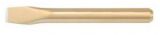 Flat chisel 16x160 mm- non-sparking / low-sparking