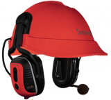 SM1P-EX Ear protection headset with helmet mount