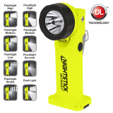 XPP-5566GX Intrinsically Safe Dual-Light™ Angle Light INTRANT | 200 Lumen | yellow