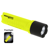 XPP-5418GX-K01 Intrinsically Safe Flashlight (3 AA) with Multi-Angle Mount ,  yellow ,  200 lm