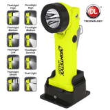 XPR-5568GX Intrinsically Safe Dual-Light™ Angle Light INTRANT | 200 Lumen | yellow | Rechargeable