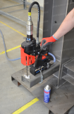 Pneumatische Bohrmaschine PRO 45/2 ATEX