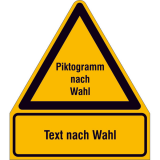 Warning Combination Signs, Individual