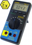 DIGEX-C EEx ib – Digital Multimeter Type